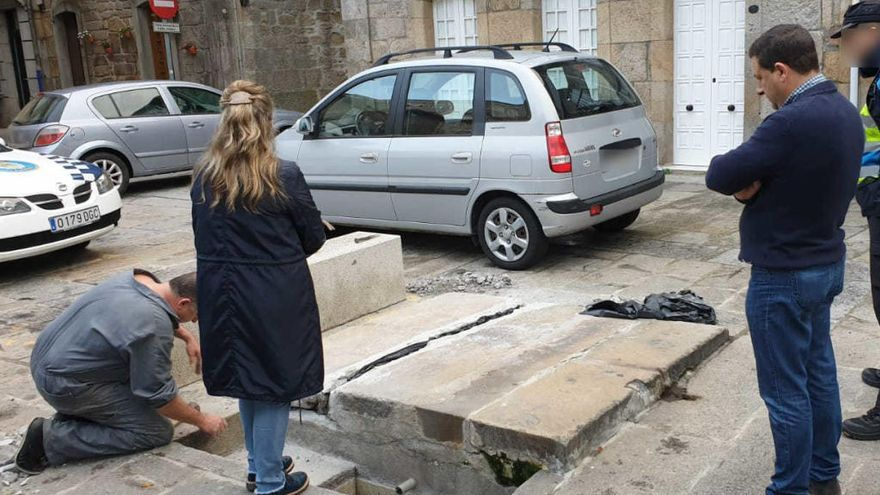 """Cuntis recupera para el uso público la burga """"Lume de Deus"""" tras el verano"""