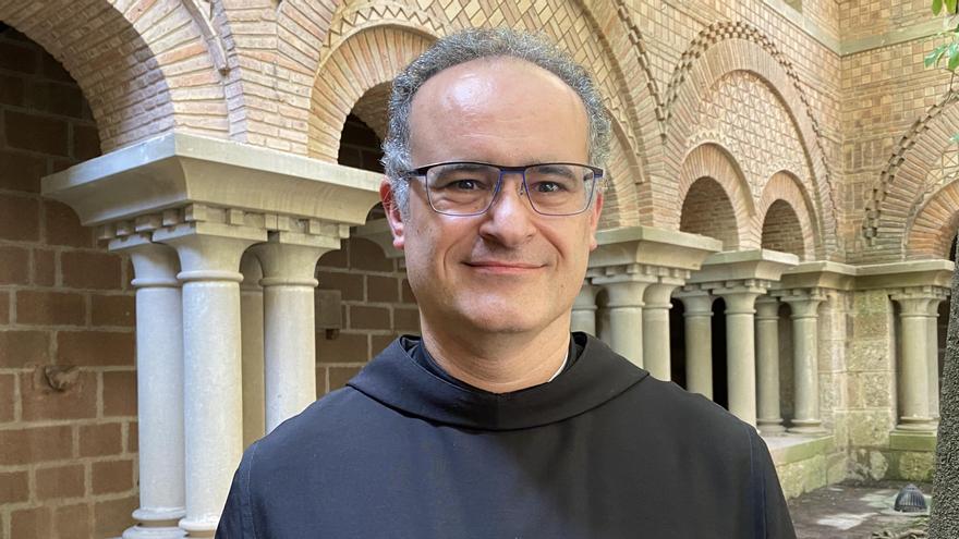 Manel Gasch i Hurios, nou abat de Montserrat