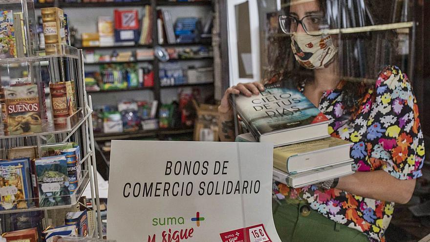 Los bonos de comercio espolean la economía de Zamora