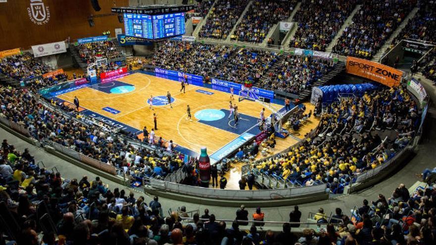 Tenerife, sede la Copa Intercontinental de Baloncesto en febrero