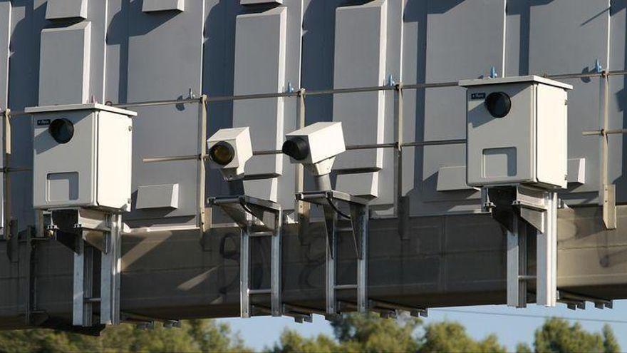 Dos radares de la Comunitat, entre los que más multan de España