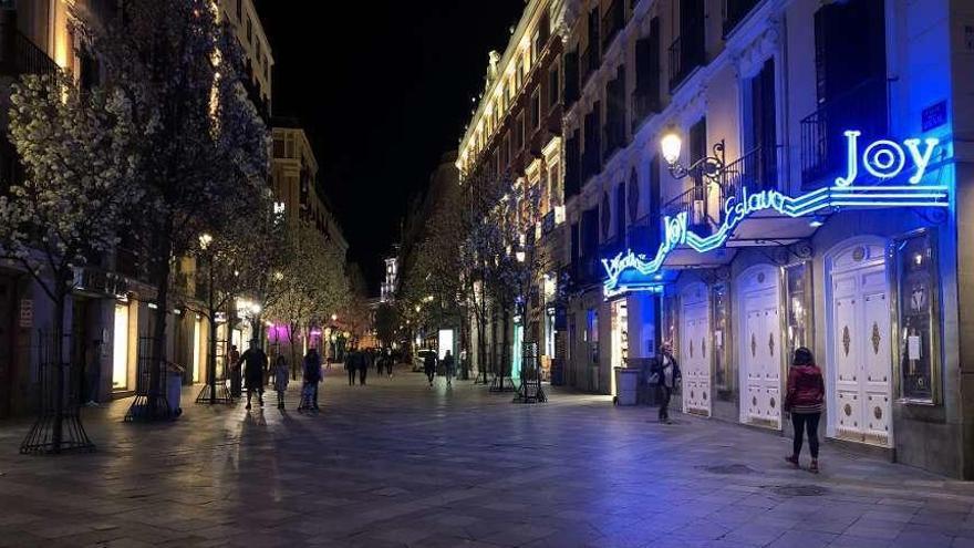 La semana en que Madrid se apagó