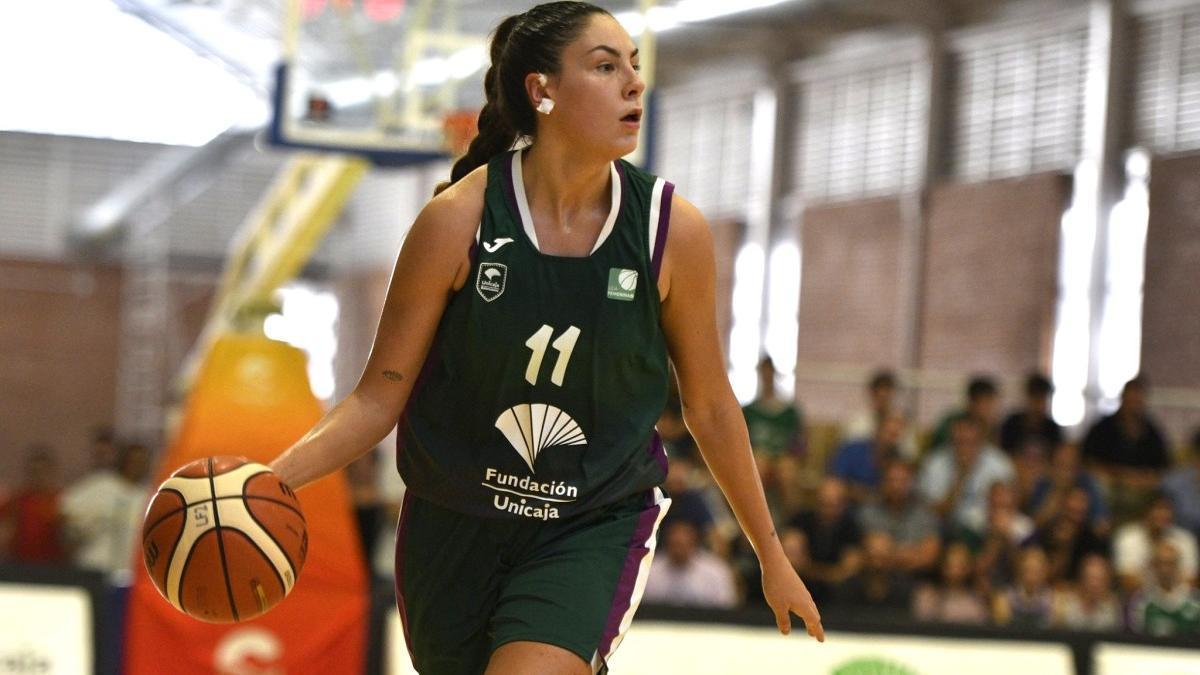 Noelia Masiá, nuevo fichaje del CAB Estepona