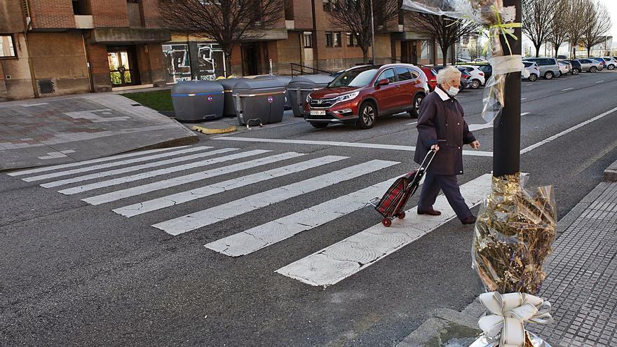 """La suma de accidentes en Dolores Ibárruri indigna a los vecinos: """"Van a mucha velocidad"""""""