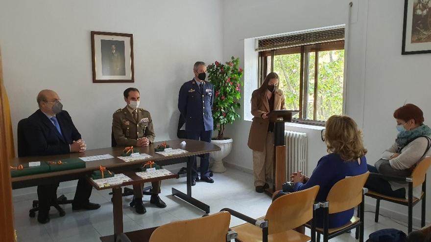 """Lee la """"Carta a un militar español"""" de la estudiante Raquel García"""