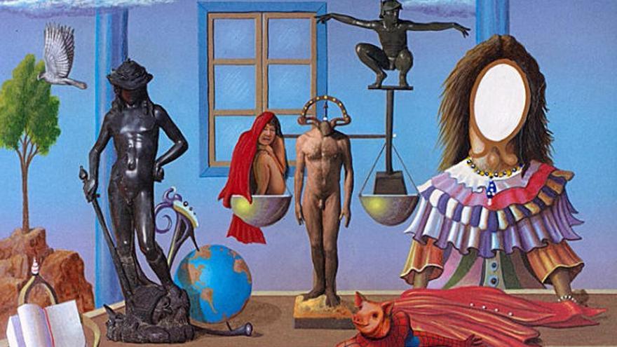 El surrealismo de Paco Juan Déniz