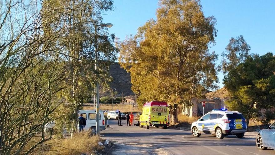 Muere un motorista de 58 años en un accidente de tráfico en Alicante
