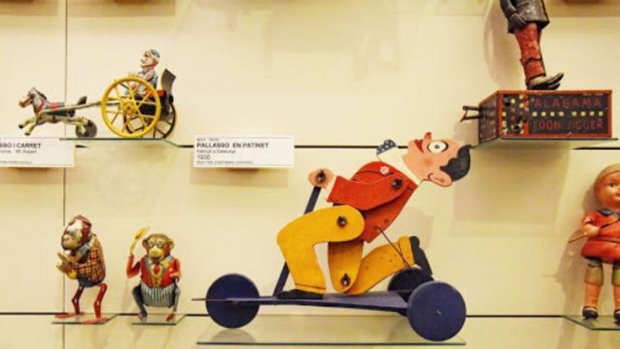 El Museu del Joguet de Catalunya ofereix dues entrades al preu d'una