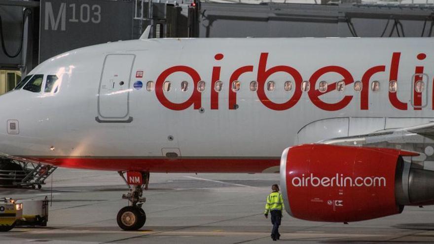 La Audiencia Nacional anula el despido de 43 trabajadores de Air Berlín