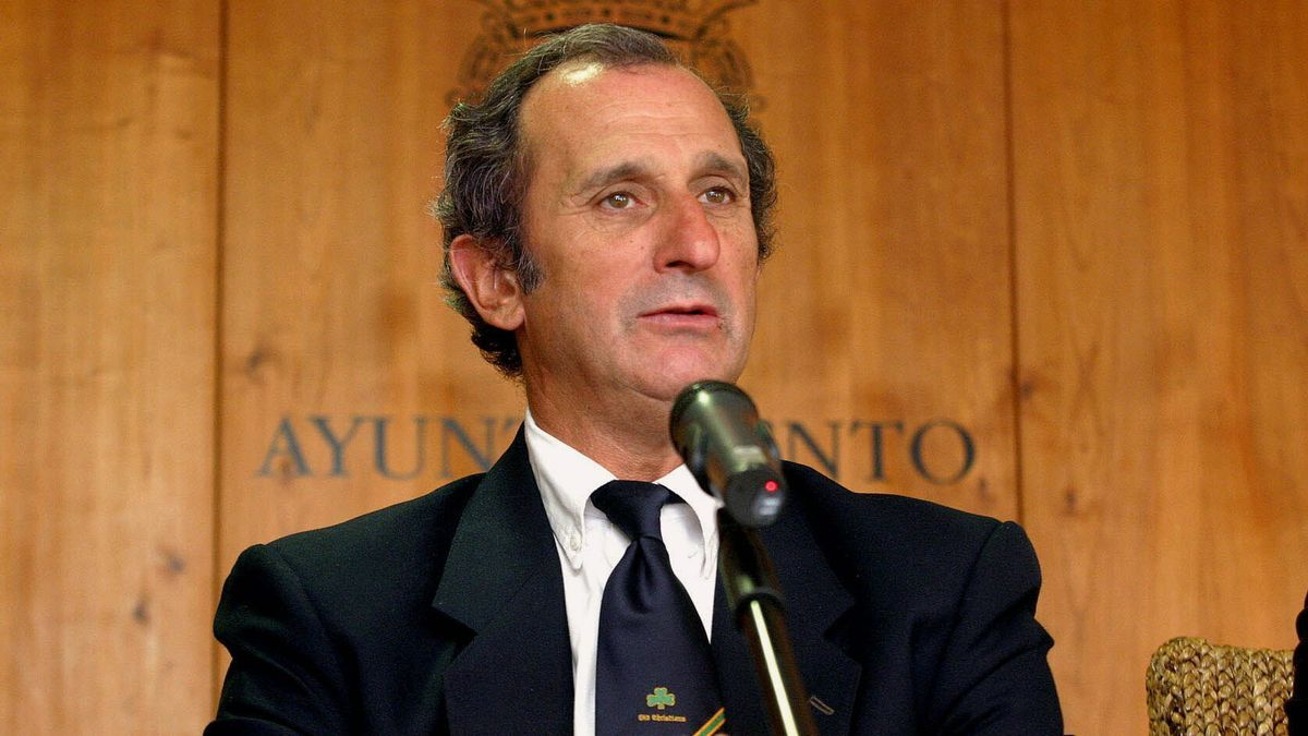 Gustavo Zerbino, en 2006