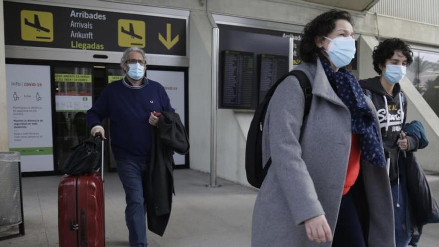 Fast 400 Flüge am Flughafen Mallorca über das Wochenende