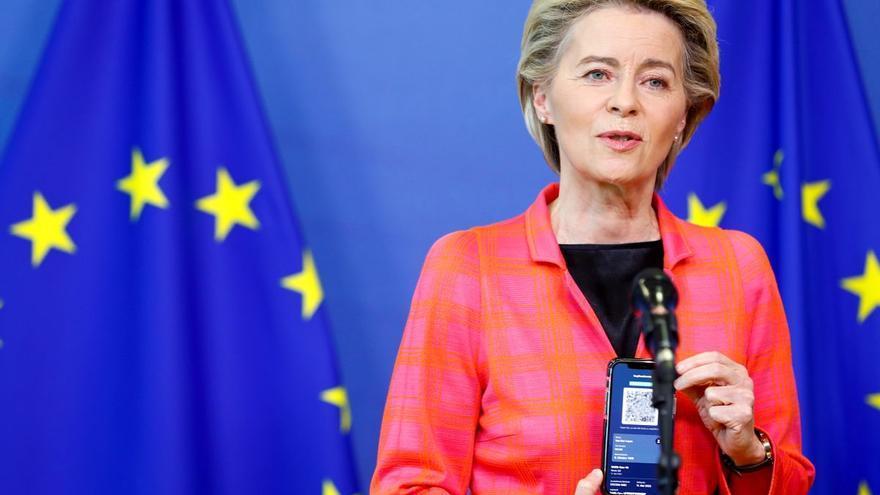 La UE confía en una rápida y fuerte recuperación económica si los contagios siguen cayendo