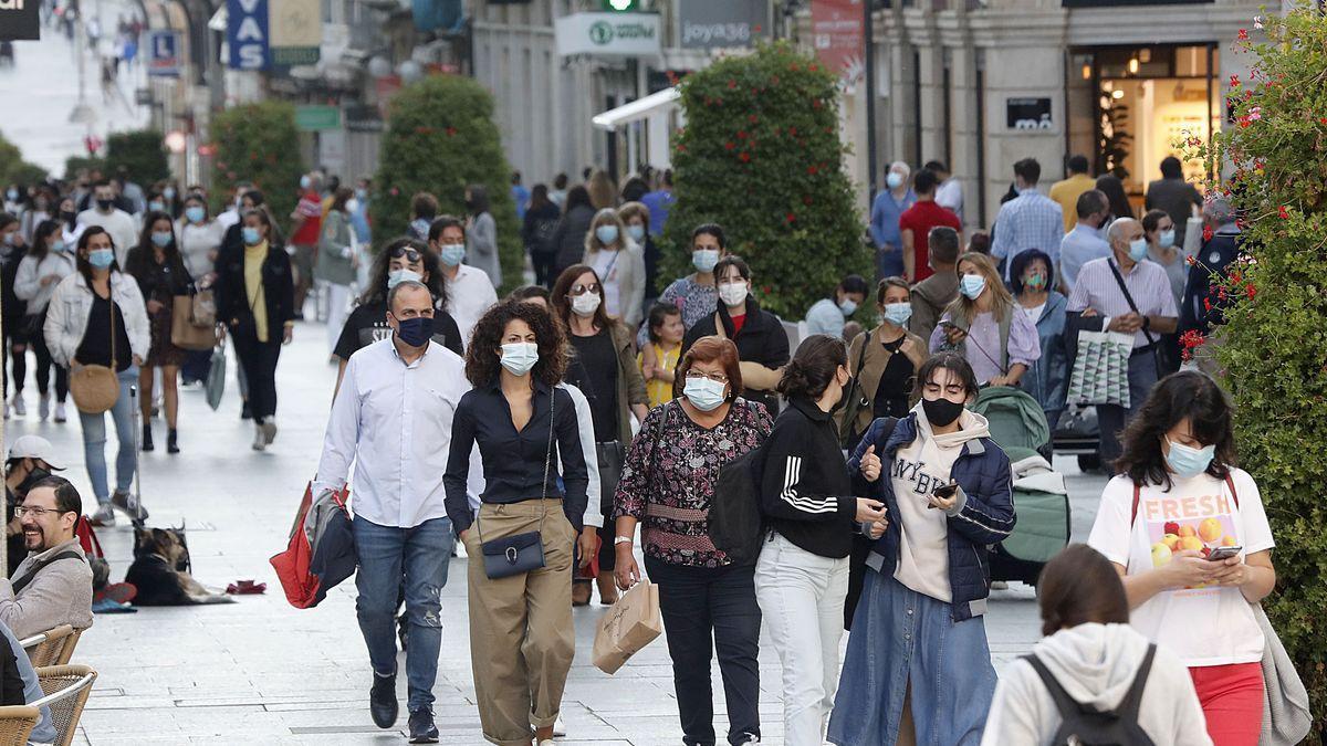 Según el presidente de la Xunta, en verano ya nos podríamos ver las caras