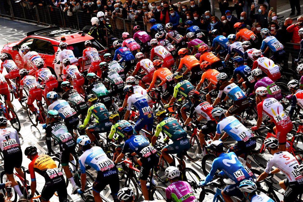 Sagan logra su anhelado triunfo en el Giro