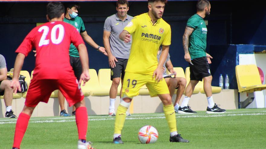 Los errores penalizan a un gris Villarreal C (1-2)
