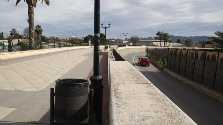 Las obras de la Alameda del Malecón salen a concurso