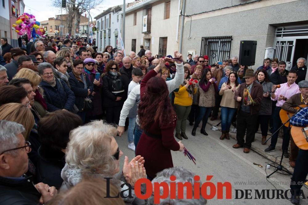 Fiesta de las Cuadrillas en Barranda