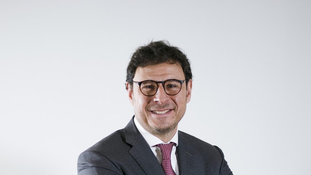 Conrado Briceño. nuevo presidente de Esesa IMF