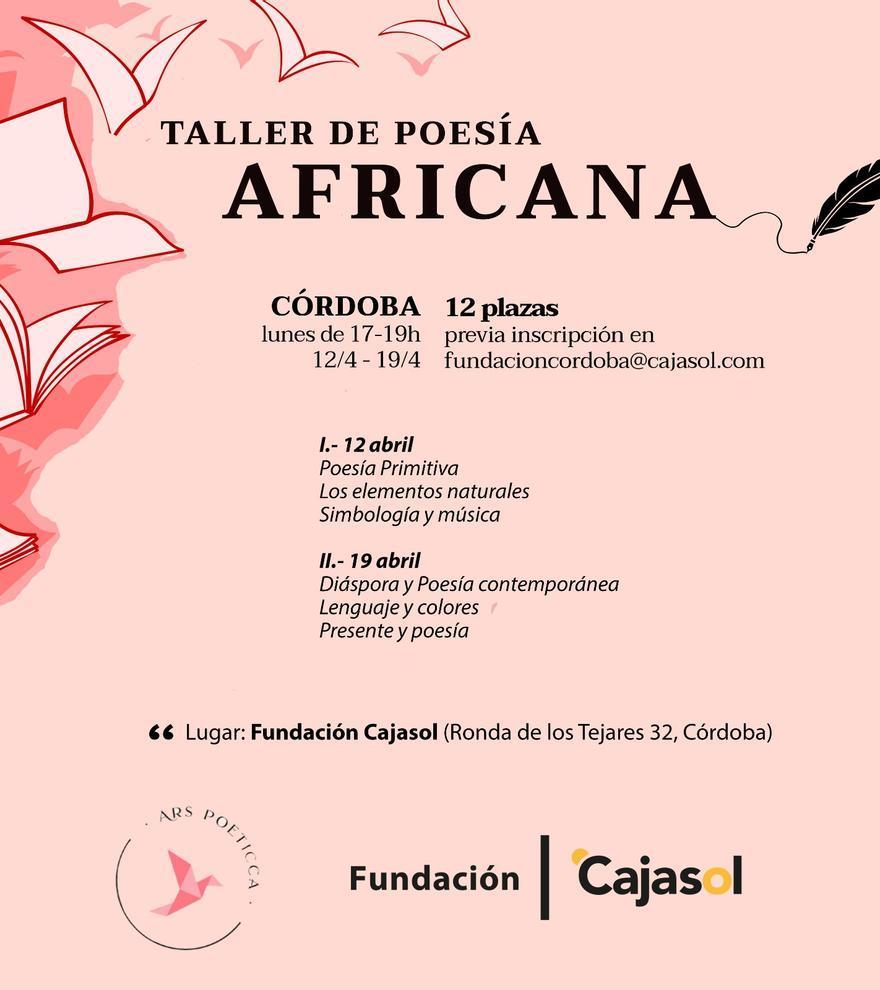 Taller de poesía africana