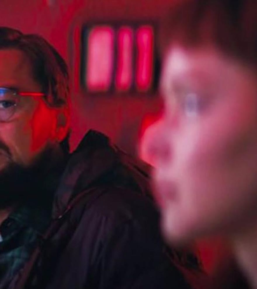 Leonardo DiCaprio y Jennifer Lawrence protagonizan 'Don't Look Up'