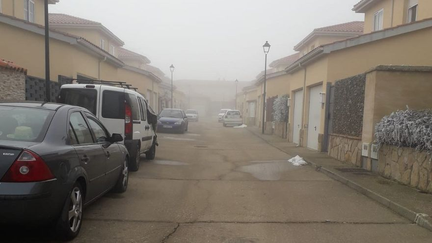 32 familias de Arcenillas, sin calefacción desde el viernes pasado