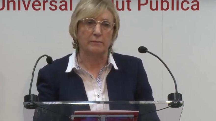 Sanitarios vuelven a señalar a la consellera Ana Barceló