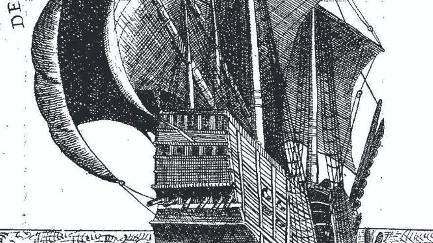 Escalante de Mendoza hizo la náutica de Felipe II