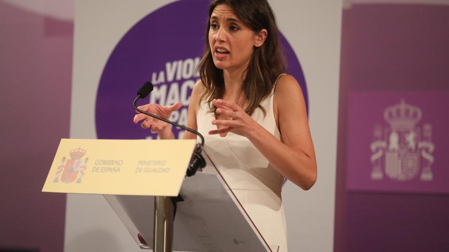 Igualdad creará un registro de objetores para garantizar el aborto