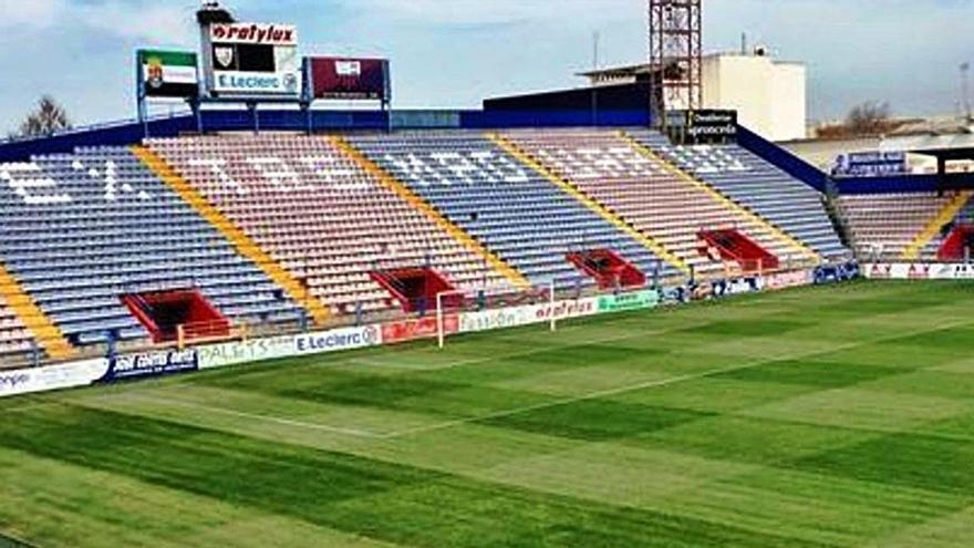 La afición del Zamora CF se hará grande en el Francisco de la Hera