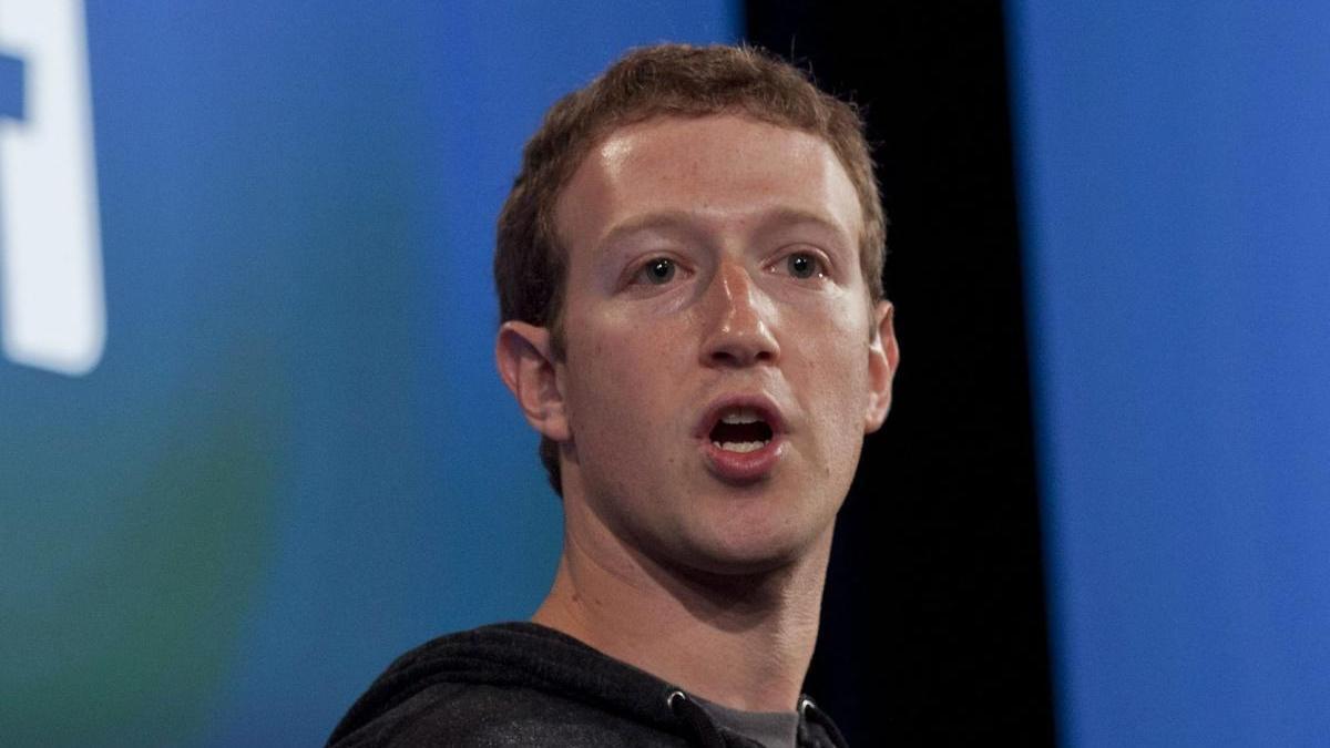 Mark Zuckerberg en una imagen de archivo.