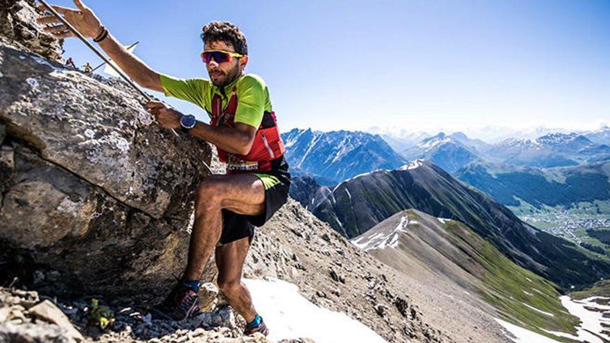 Alejandro Forcades finaliza duodécimo en la Copa del Mundo de montaña