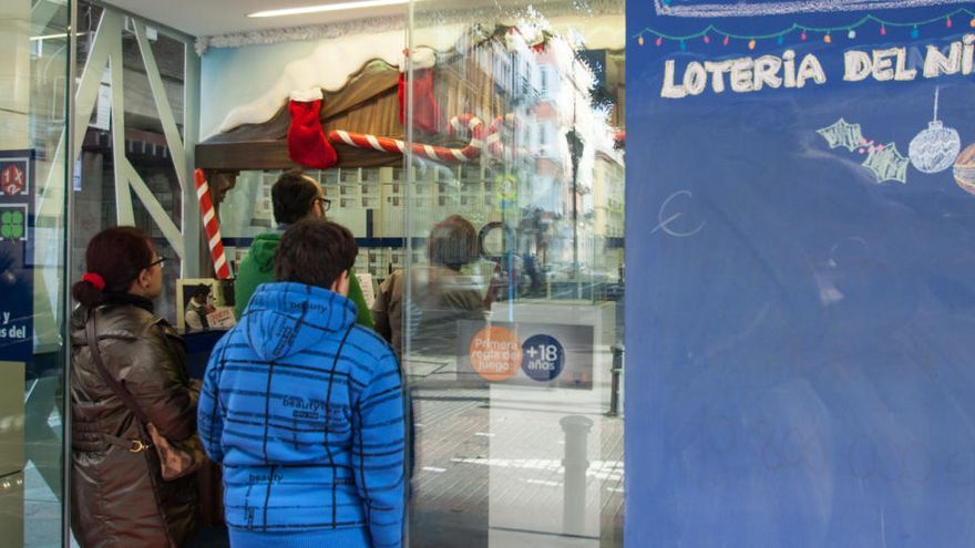 Los premios de la Lotería del Niño 2021