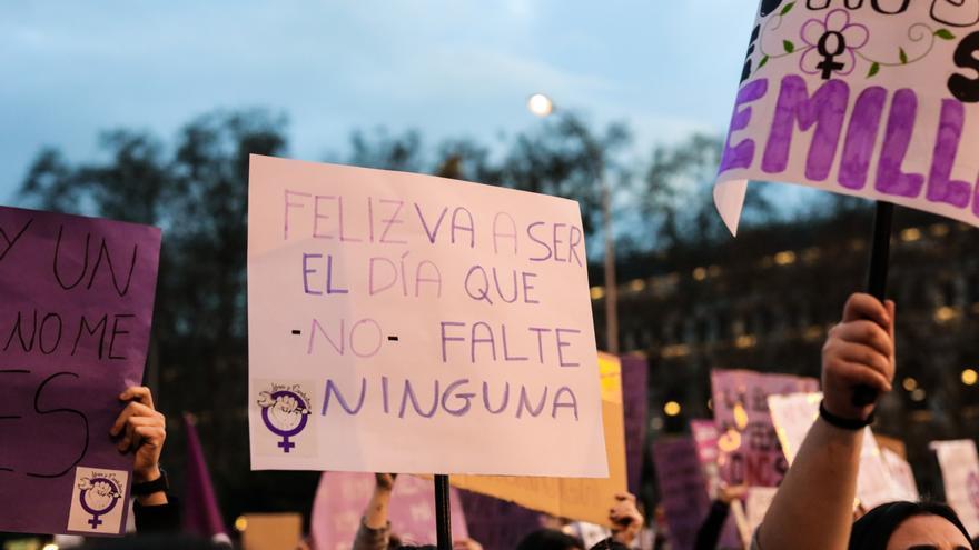 Salud pide que no se haga el 8M en Murcia, pero las feministas no ceden