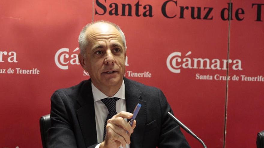 La Cámara de Comercio de Tenerife urge a validar los test de antígenos para salvar la campaña