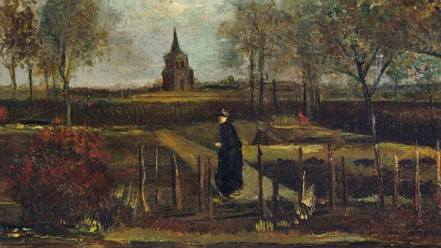 Roban un cuadro de Van Gogh en un museo cerrado de Países Bajos