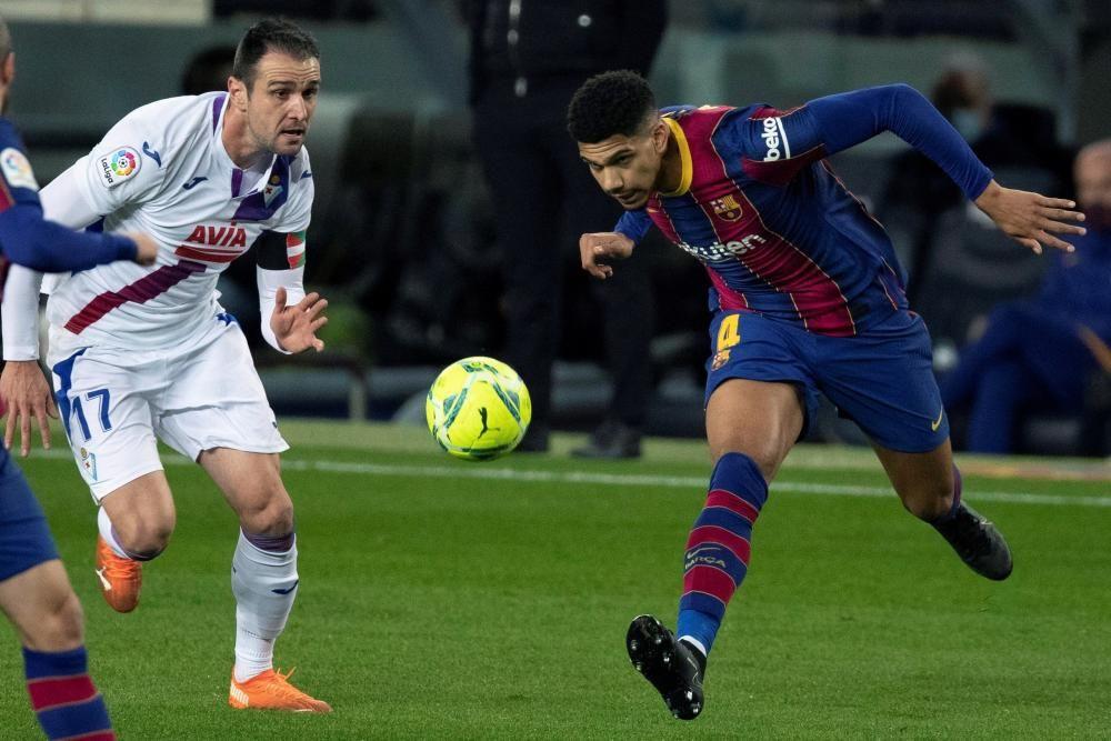 LaLiga Santander: FC Barcelona - Eibar.