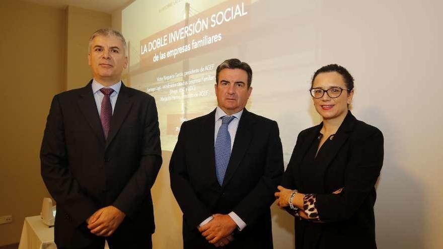 Las empresas familiares de Galicia piden un marco fiscal competitivo para invertir