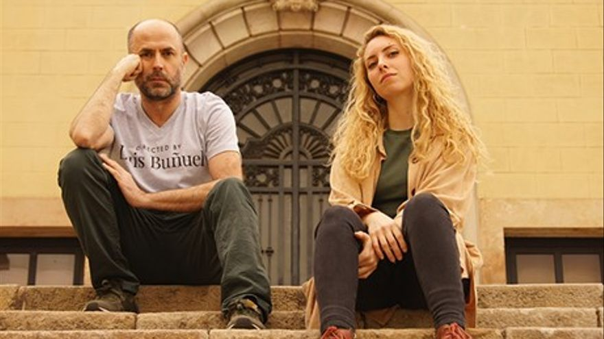Eva Verde & Publio Delgado