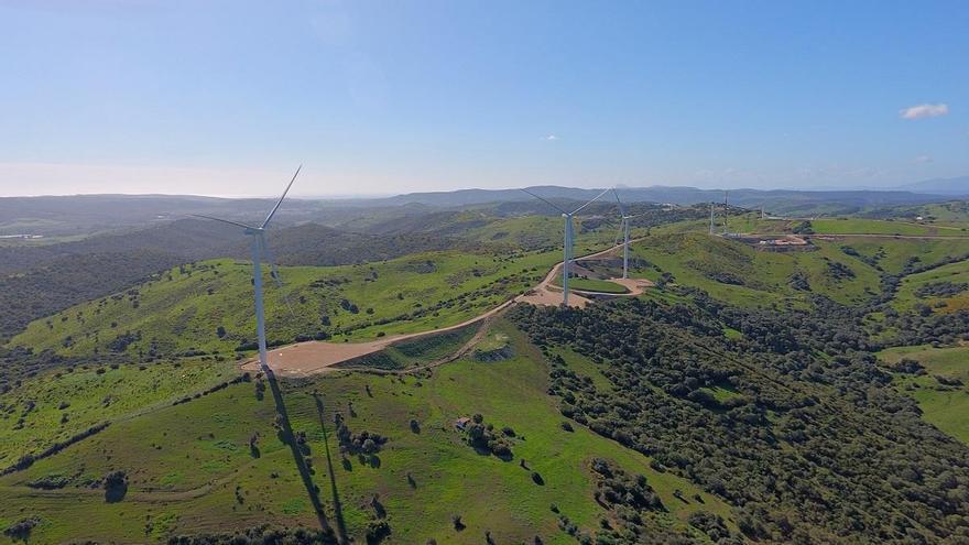Los parques eólicos de Naturgy en Andalucía producen más de 130 gigavatios hasta septiembre