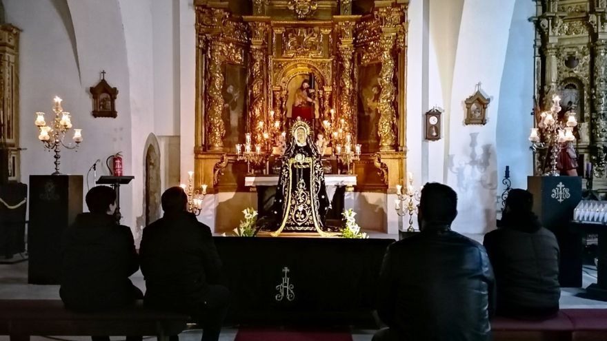 Dos cofradías de Toro cambian el Besamanos a la Virgen por una recogida de alimentos