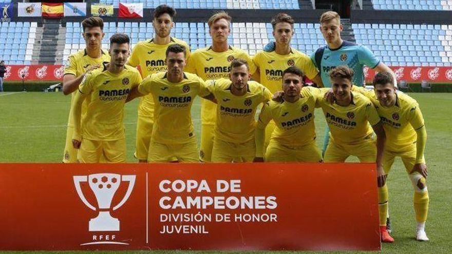 Cita con la historia para la cantera del Villarreal