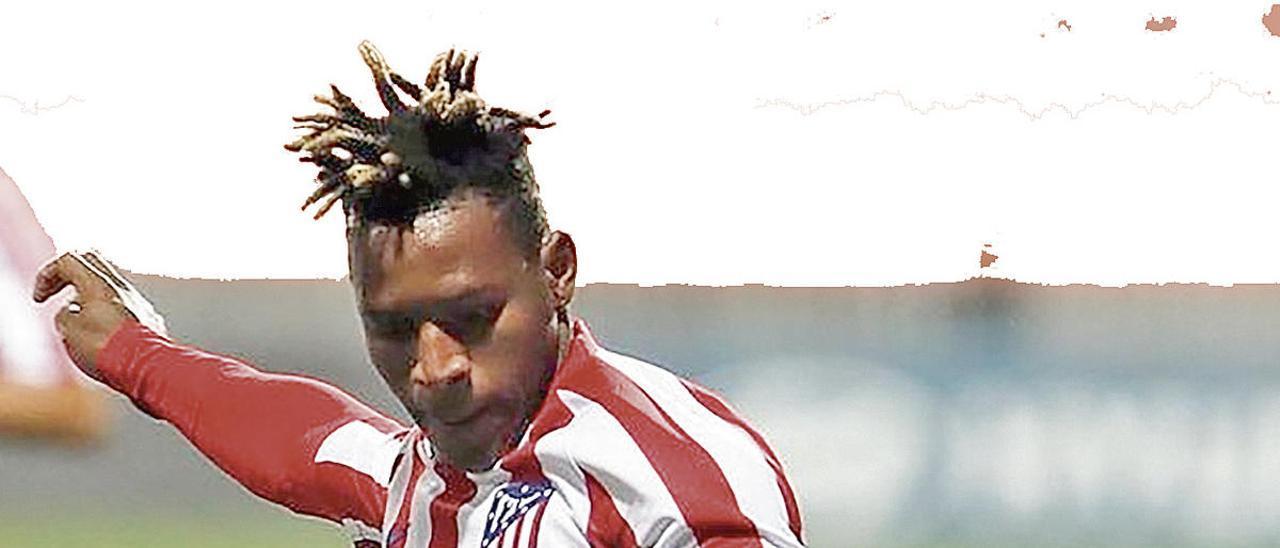 El Oviedo apura la búsqueda de extremos y se fija en Cedric Teguia