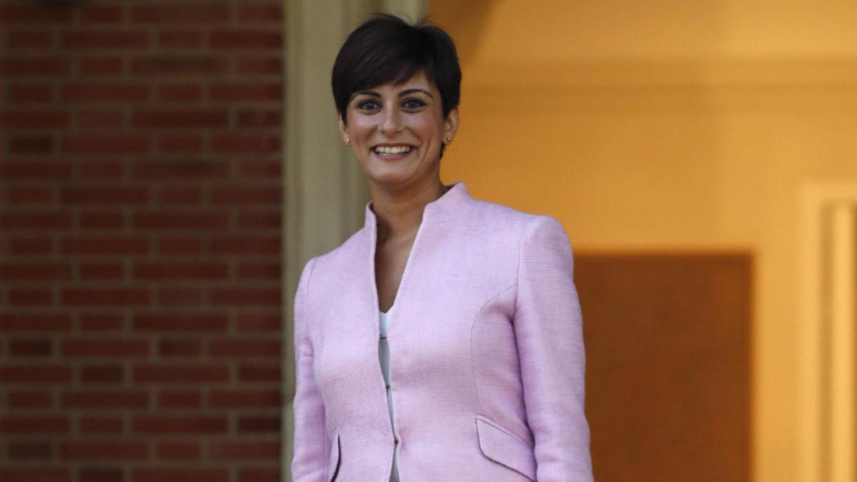 Isabel Rodríguez, Política Territorial