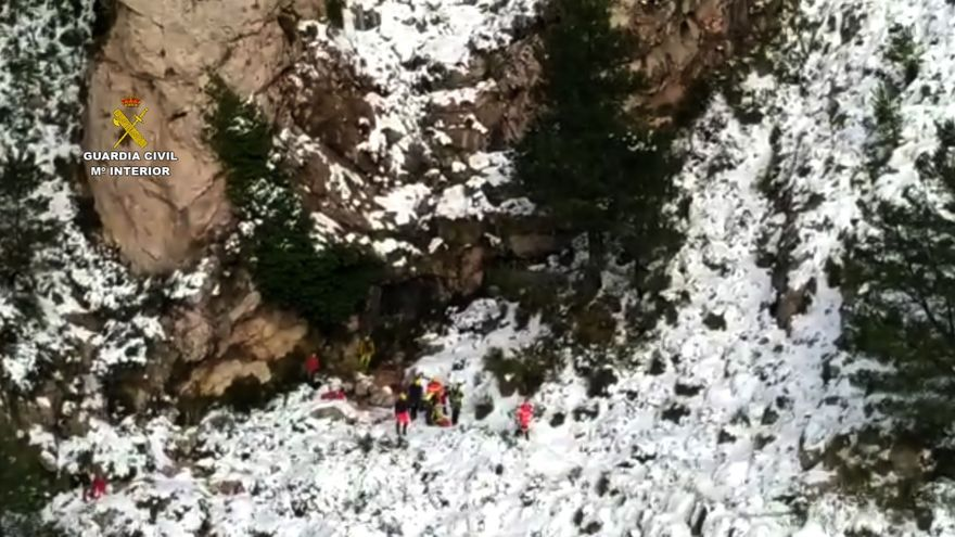 Un excursionista, herido grave al sufrir una caída en Fornalutx