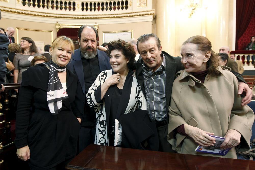 Núria Espert, Princesa de Asturias de las Artes