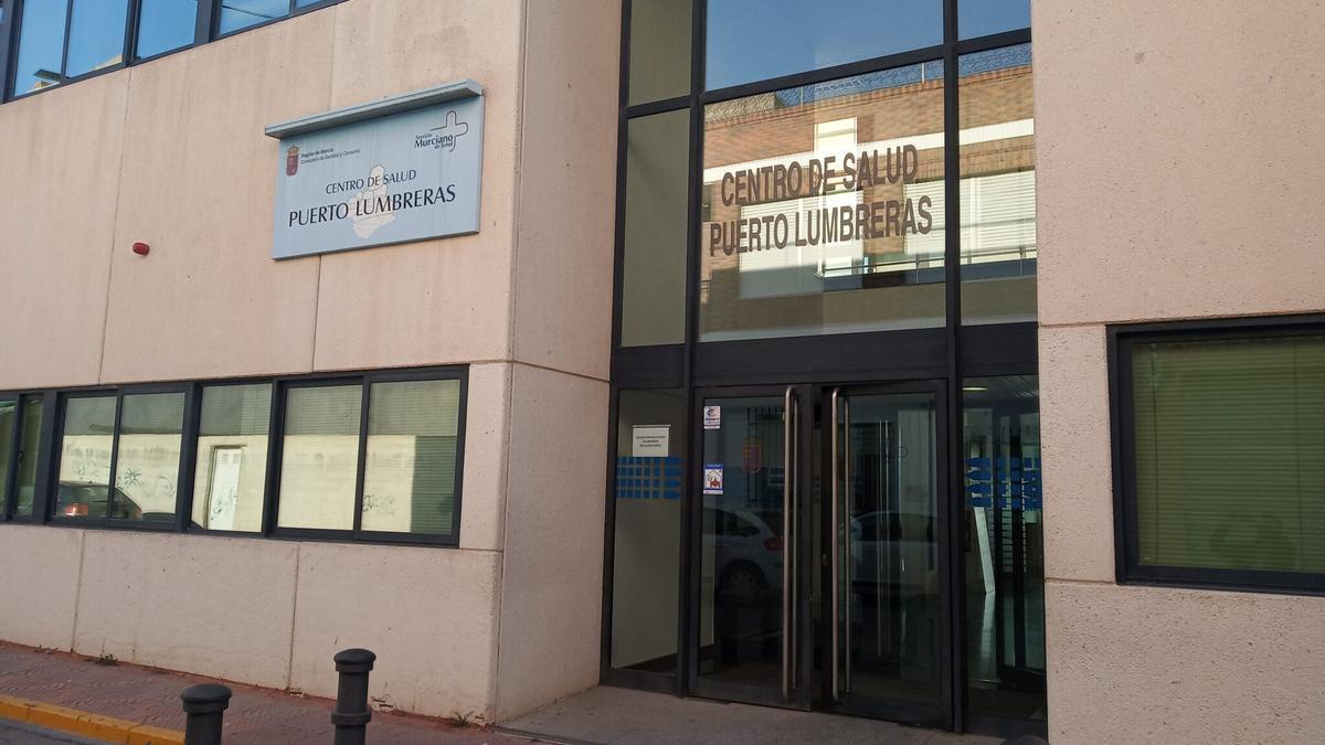 Centro de Salud de Puerto Lumbreras