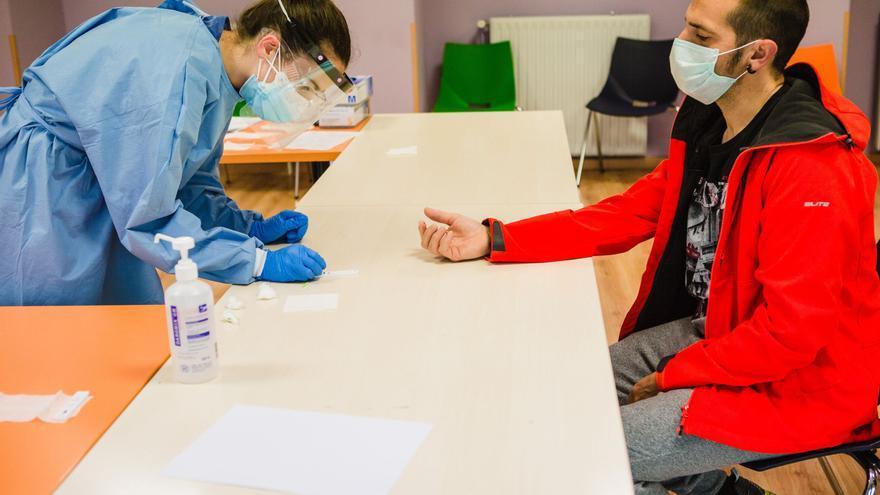 Castilla León ha realizado ya 270.531 pruebas PCR y otros 342.893 test rápidos
