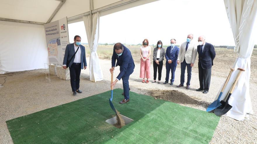 Mercazaragoza prevé atraer 20 millones de inversión y 160 empleos con la ampliación