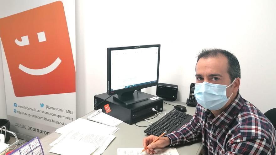 """Compromís plantea propuestas """"innovadoras y más sociales"""" para las cuentas de Mislata"""