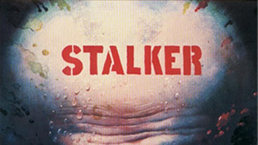 Andrei Tarkovsky. Maestro del espacio. Stalker